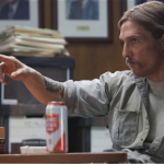 Rust Cohle and his Big Hug Mug (True Detective, HBO)